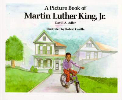 A Picture Book of Martin Luther King, Jr. By Adler, David A./ Casilla, Robert (ILT)